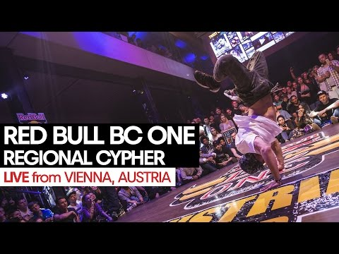 BC One Austria Cypher LIVE from Wien