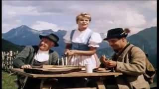 Finkenberger Trio - Zillertal, du bist mei Freud 1957