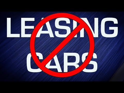 Leasing a car is an atomic bomb on your financial future.