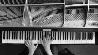 Radiohead – Glass Eyes (Piano Cover by Josh Cohen)
