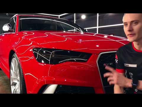 Горячий нрав Audi RS6