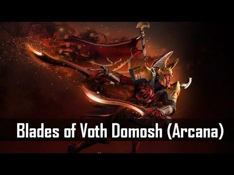 Dota 2: Store - Legion Commander - Blades of Voth Domosh ... | 480 x 360 jpeg 29kB
