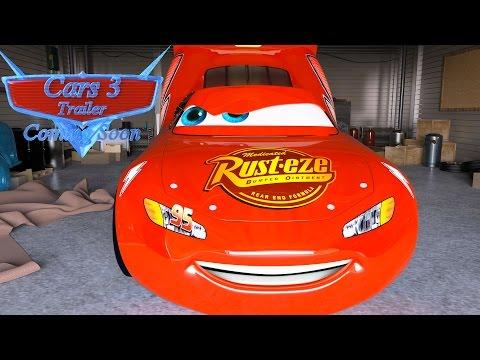 Trailer do filme Carros 3