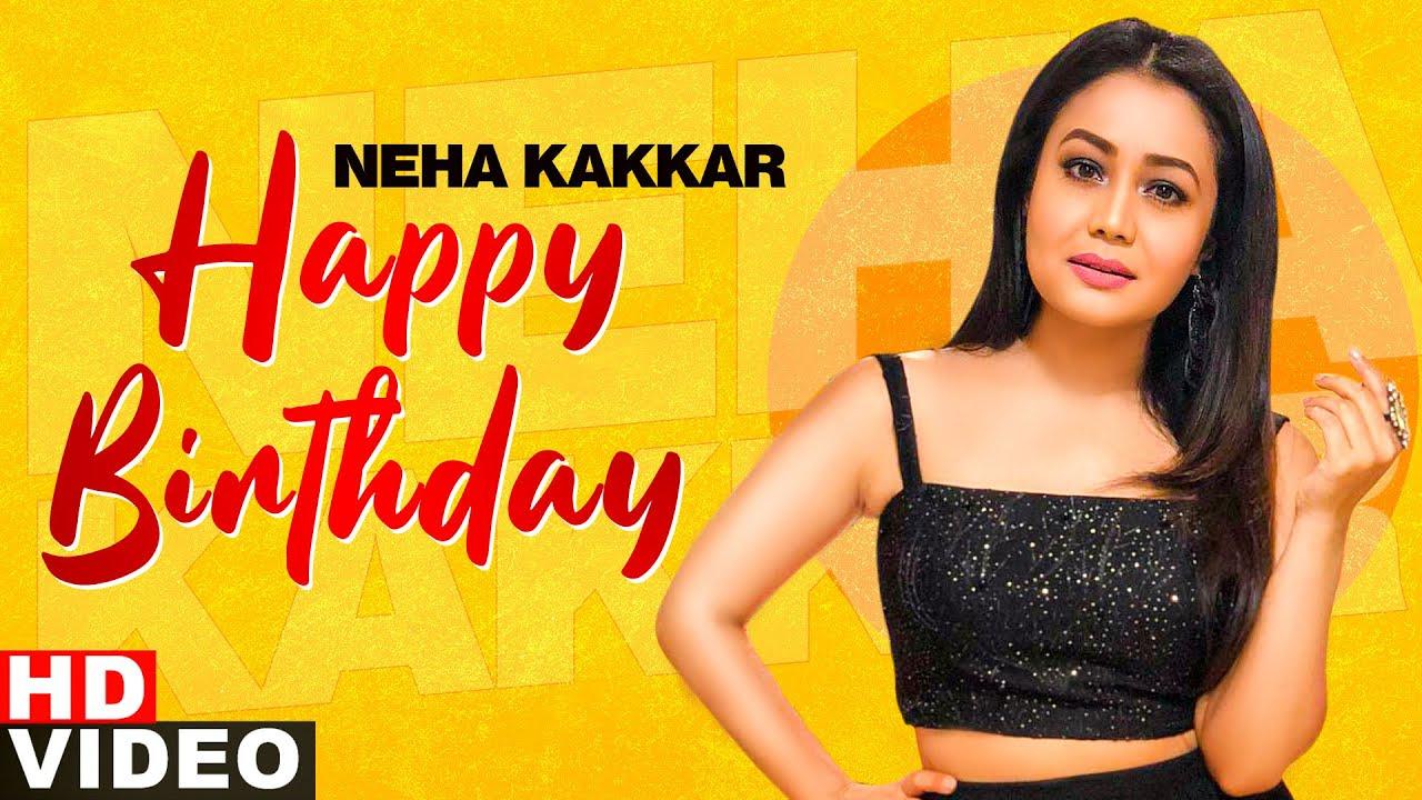 Birthday Wish | Neha Kakkar | Birthday Special | Exclusive Punjabi Song on NewSongsTV & Youtube | Speed Records