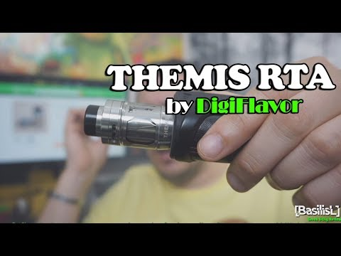 Themis RTA by Digiflavor & Build - BasilisL (Greek Reviews)