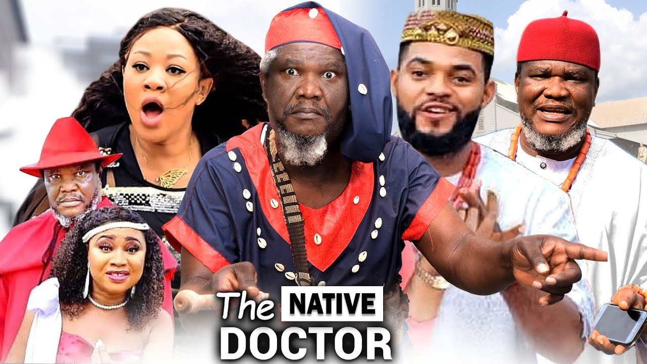 Download THE NATIVE DOCTOR Complete 1&2 (UGEZU J. UGEZU THINK) 2021 LATEST NIGERIAN MOVIE/ NOLLYWOOD MOVIE