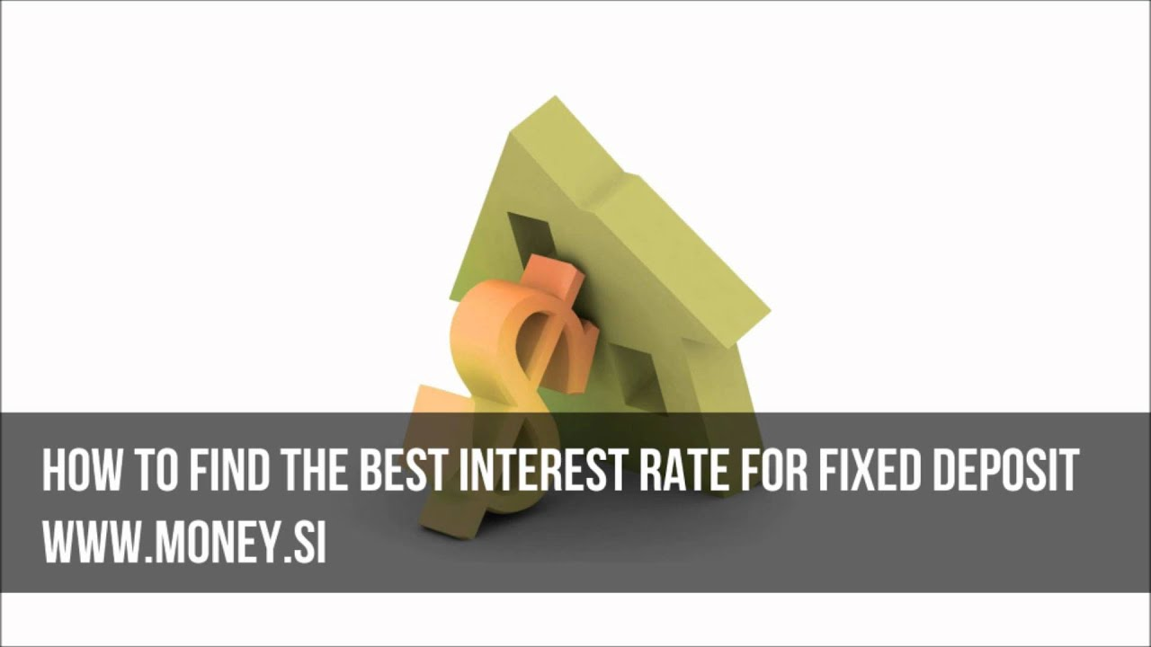How to find the best interest rate for fixed deposit youtube xflitez Gallery