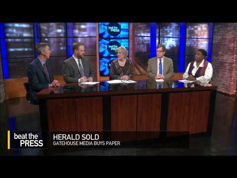 Beat the Press: Herald Sold
