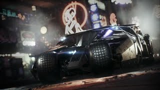 Batman  Arkham Knight - 배트맨 비긴즈 스킨(4K)