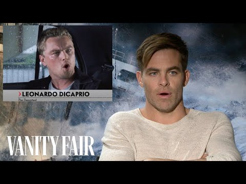 Chris Pine and Casey Affleck do a Wicked Boston Accent