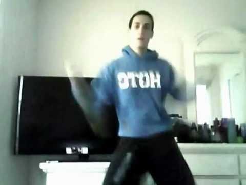 Gary (ME) Dancing to Dave Aude Remix by Rihanna You Da One