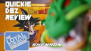 Dragon Ball Z x The Loyal Subjects SHENRON Action Vinyls build a figure review DBZ
