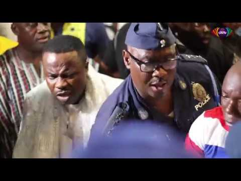 NPP Regional Elections (Greater Accra) : Divine Agorhom emerges Chairman after recount of ballots