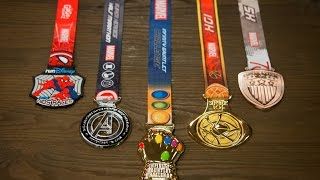 Run with Marvel for the Super Heroes Half Marathon!