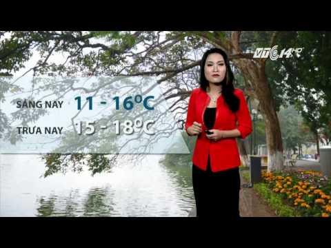 (VTC14)_Thời tiết cuối ngày ngày 09.02.2017