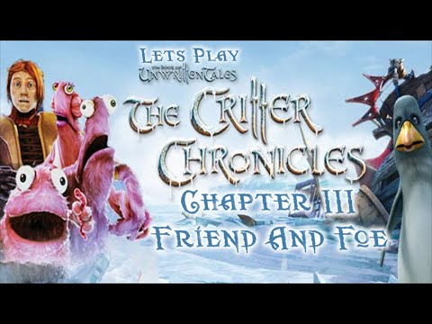 Letu0027s Play: The Book of Unwritten Tales - The Critter Chronicles Chapter III: Friend and Foe