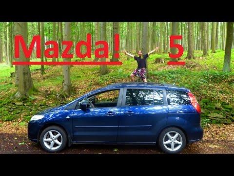 Mazda 5 - VW Sharan Se Jde Bodnout :) BEZ KOMPRESE (: