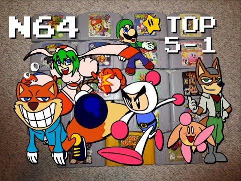 My N64 Collection Top 10 Favorite Games 5 1 Kirblog