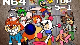 My N64 Collection & Top 10 Favorite Games (#5 1)   Kirblog 12/3/13