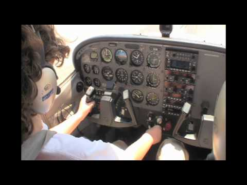 Kid takes control of airplane (Real)
