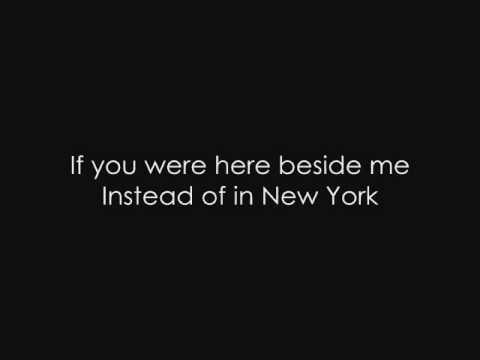 Snow Patrol - New York (with Lyrics)