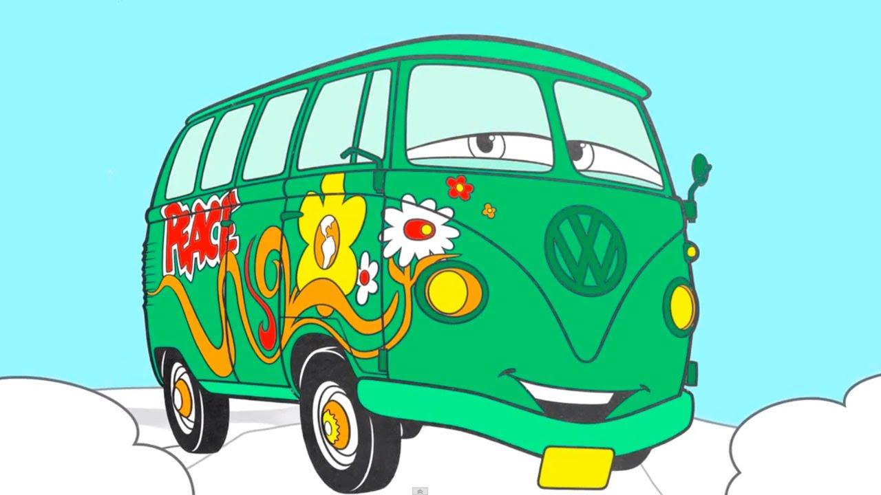çizgi Film Arabalar Pixar Cars Boyama Kitabı Renkleri