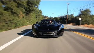 Hennessey Venom GT: The World
