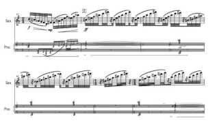 Shoichi Asai/Jazz Sonata 3mov 旭井翔一ジャズソナタ3楽章