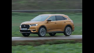 Essai DS7 Crossback 1.6 PureTech 225 Grand Chic 2017