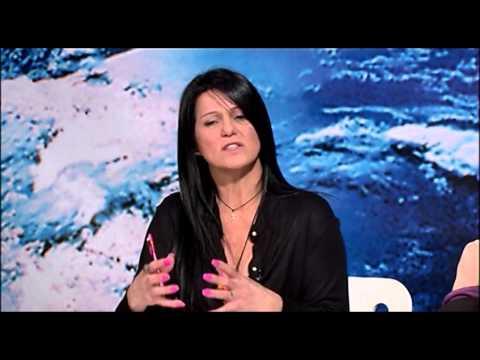 CONTACTA CON TU GUÍA. Con Nube De María (Misteris, 8TV).