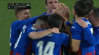 Marko Dmitrović Dao Gol Janu Oblaku   Eibar vs Atletico Madrid   SPORT KLUB Fudbal