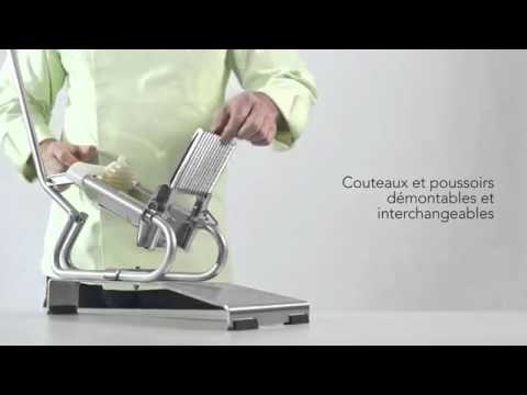 coupe frites professionnel tellier