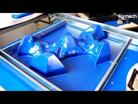 Formech explores how vacuum forming is innovating design at Pratt Institute, School of Architecture