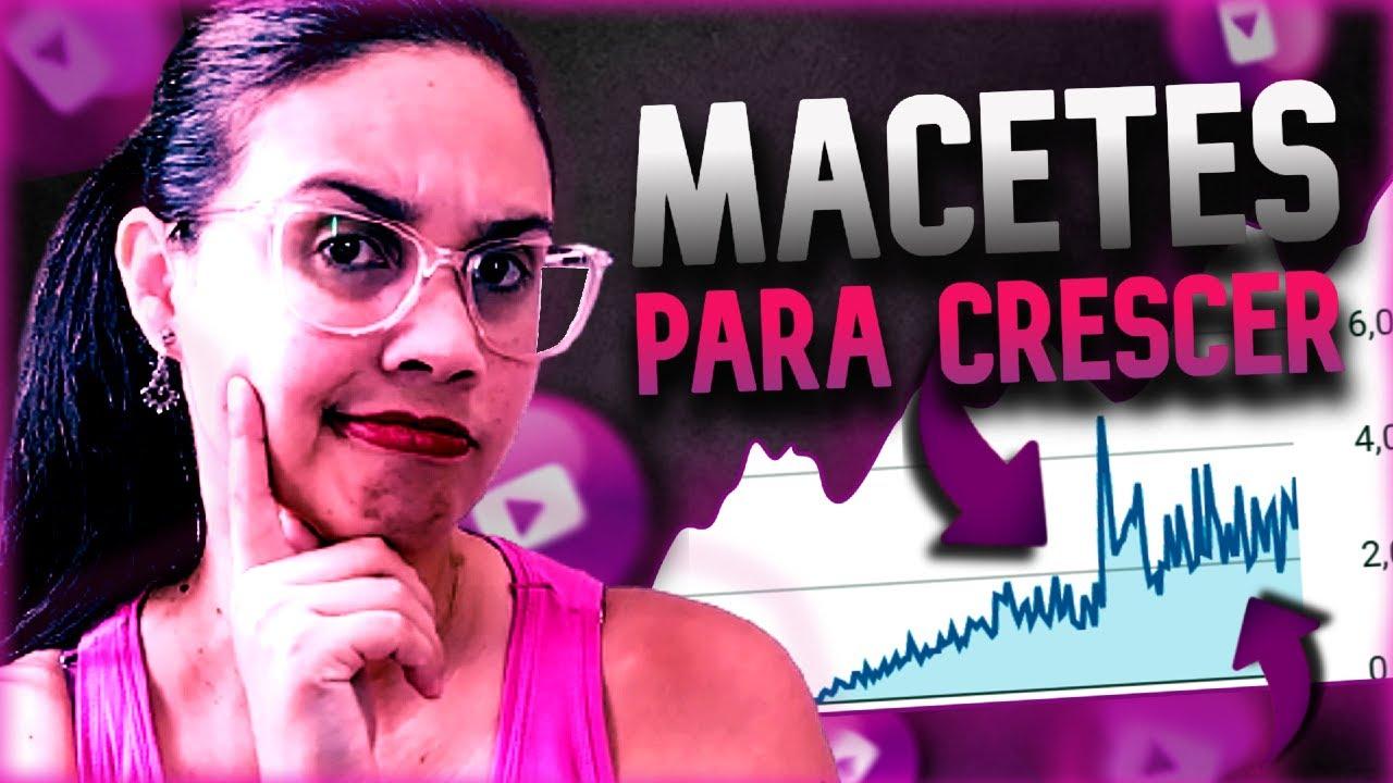Download Existem MACETES de Como CRESCER no YouTube RÁPIDO? Descubra a Verdade!