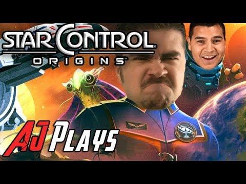 AJ Plays Star Control: Origins!