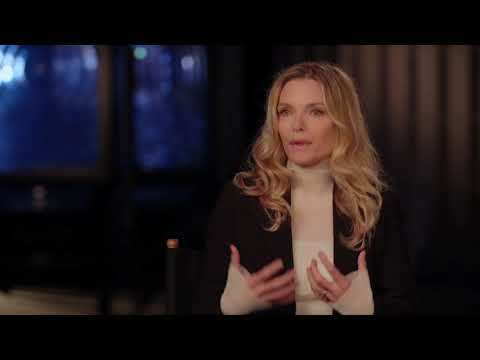 Michelle Pfeiffer Antman and The Wasp Interview