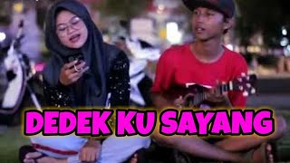 Download Dedek Ku Sayang - Cover Dimas Gepenk Ft Monica Mp3
