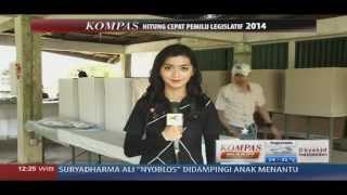 Kompas TV Pemilu Update II (Kompas Siang 8 April 2014)