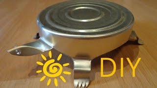 как сделать черепаху из консервной банки ! DIY How to make a turtle out of a tin can !