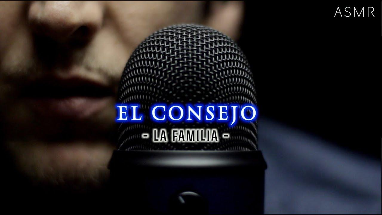 [ASMR Español] EL CONSEJO (La Familia) ✨🎧✨