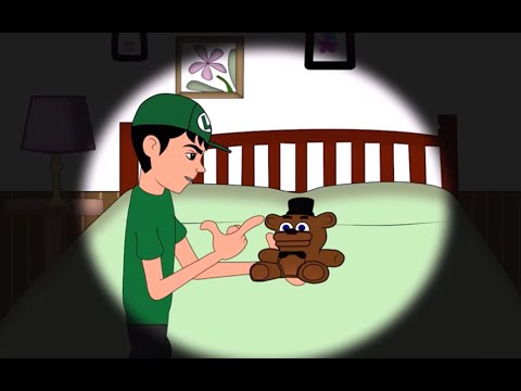 Thumbnail: LA VIDA DE FERNANFLOO EN FIVE NIGHTS AT FREDDY'S 4 | FERNANFLOO ANIMADO