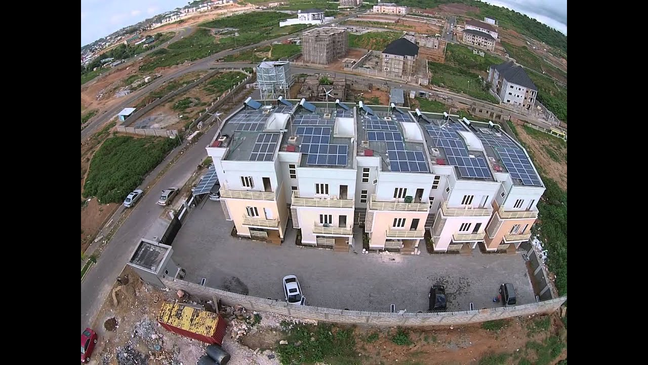 Green Estate By Blue Camel Energy Ltd Abuja Nigeria Youtube