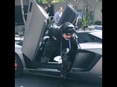 Drdisrespect Twitchcon Lamborghini Youtube