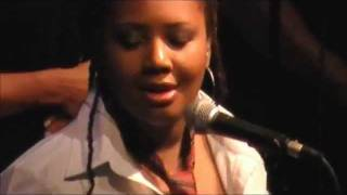 "Lalah Hathaway sings ""A Song For You"""