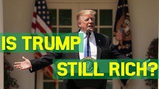 Did Trump Lose Billions of Dollars