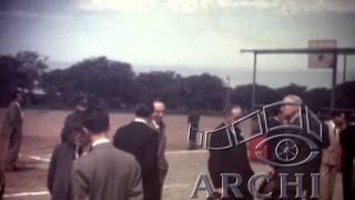 Primera Piedra de la Ciudad Universitaria de San Marcos de Lima 12 de mayo de 1951