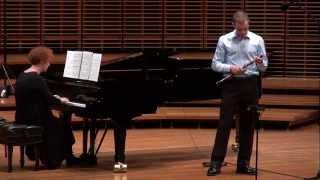 """Antonio Pasculli - Oboe Concerto """"La Favorita"""" di Donizetti - Tema con variazioni - Oboe & Piano"""