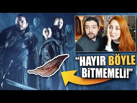 GAME OF THRONES .Sezon Fragman Tepkisi: WINTERFELL MEZARLARI