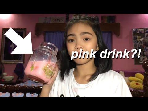 SULIT NA PINK DRINK
