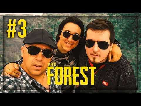 🔴 ISTRAZUJEMO SVE ! - The Forest - Sezona 2 - 3.Deo ❄🌨 - w/Cale,Sanee 🔴